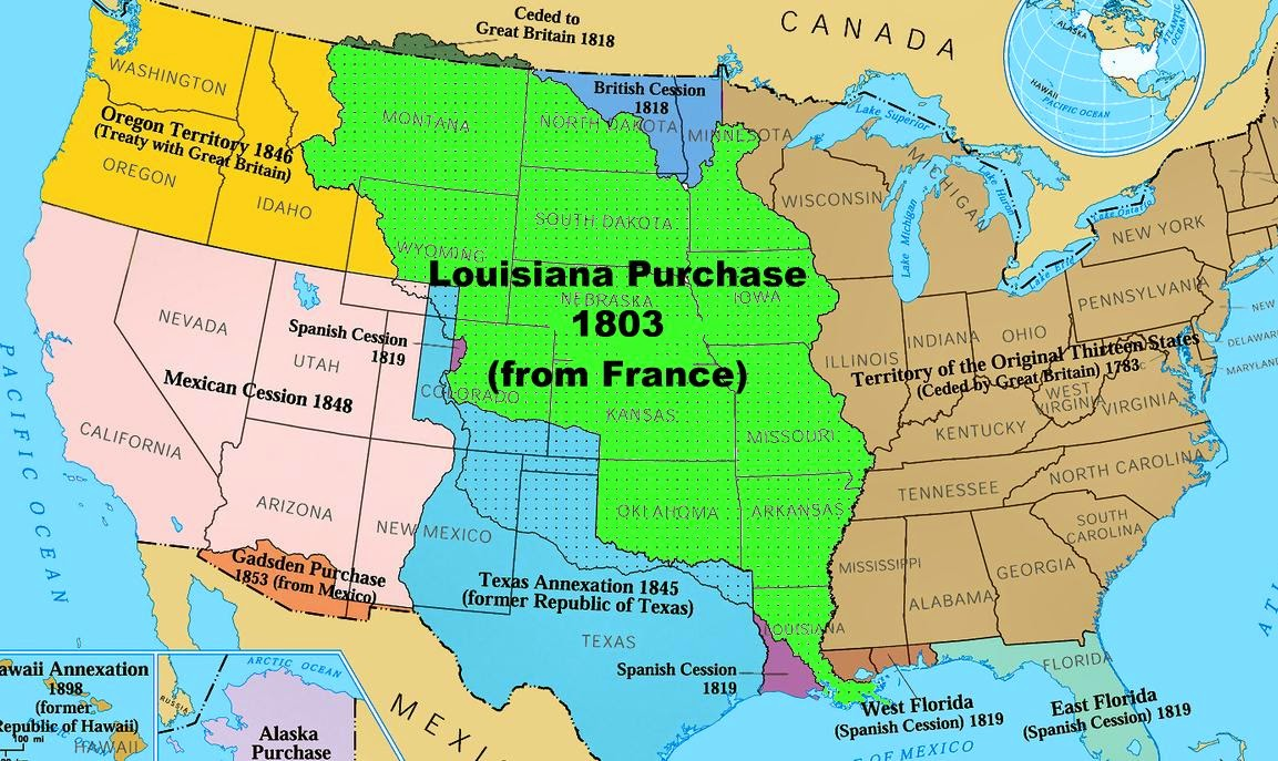 the louisiana purchase manifest destiny and Westward expansion (manifest destiny) - crossword puzzle with key missouri compromise, louisiana purchase westward expansion (manifest destiny.