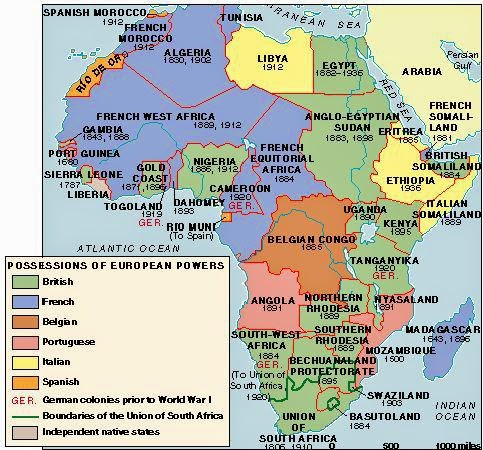 World war 1 essay imperialism