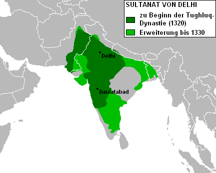 Administrative Structure under the Mughals