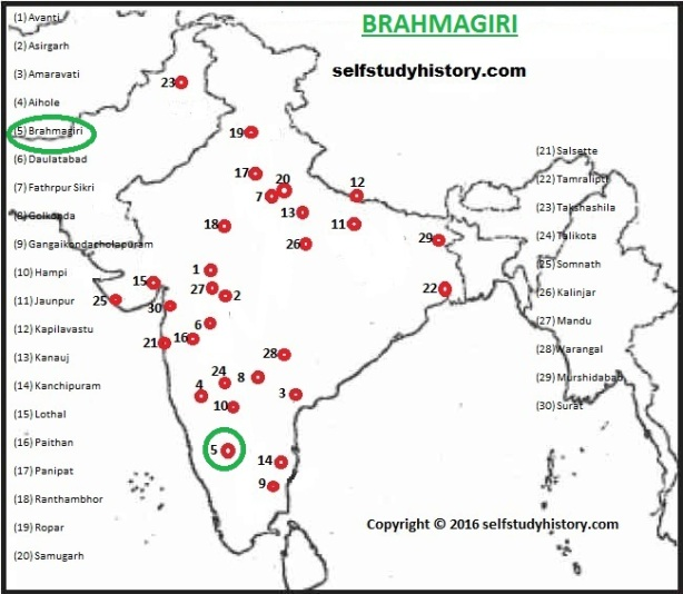 Image Result For Mauryan Empire Map